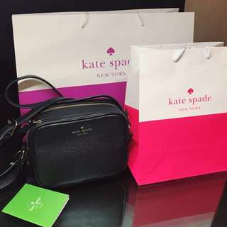 Kate Spade ♠️ Black purse