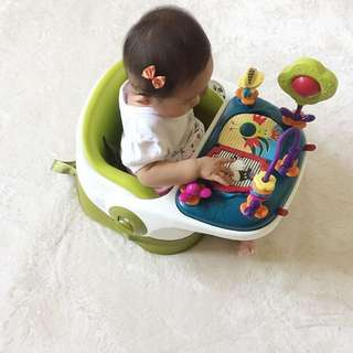 Mamas Papas baby bud with play tray / baby chair
