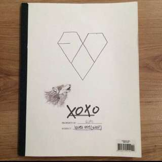EXO- XOXO [Kiss Version]