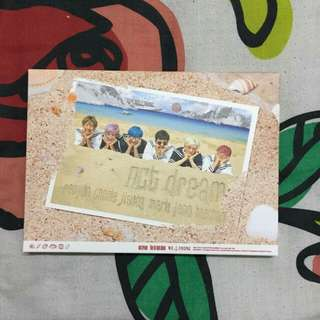 NCT Dream We Young Postcard