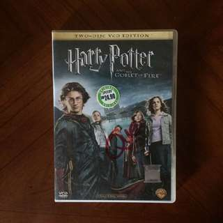 Harry Potter and the Goblet of Fire CD
