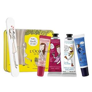 L'Occitane Collector's Set
