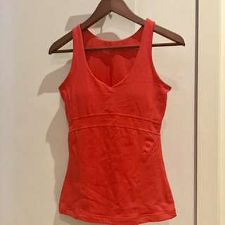 Lorna Jane Workout Top  Authentic