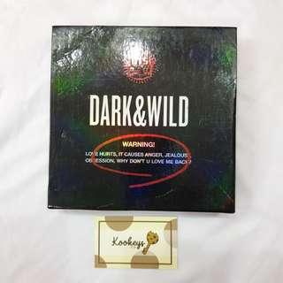 [WTS] BTS Dark & Wild
