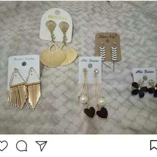 BKK fashion earing
