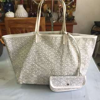 Goyard St. Louis Tote Bag