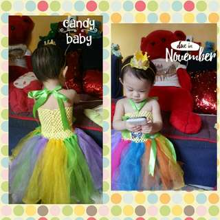 Tutu Dress for Your birthday baby girl
