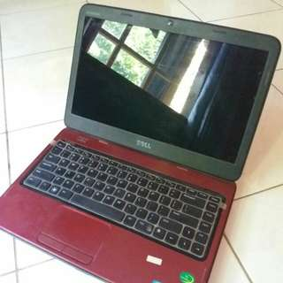 Laptop dell 14 inch