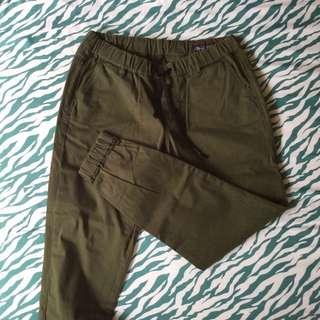 Petrol Jogger Pants (Size 27)