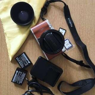 Fujifilm X-M1 Retro Colour