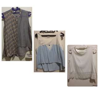 take all 3 pcs 100 rb