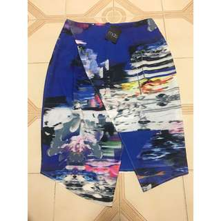 Adelai Skirt in Print
