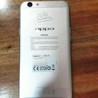 OPPO F1S Gold Mint Condition