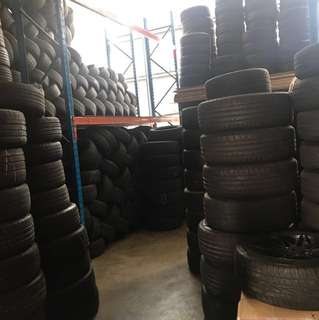 Used Tyre Wholesaler