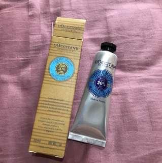 Authentic brand New Loccitane Dry Skin Hand Cream (shea butter)