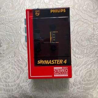 Vintage Philips Cassette Player