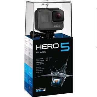 BNIB GoPro Hero 5 Black