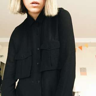 Cheap Monday blouse