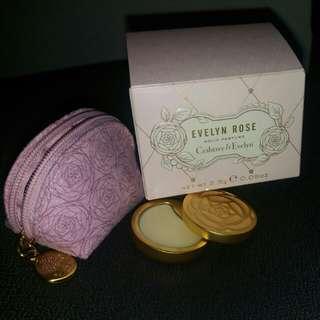 聖誕禮物 Crabtree & Evelyn 香水膏+散銀包