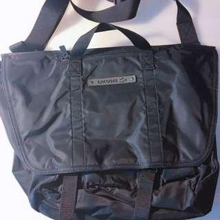 Brand New Authentic Lacoste Men's Messenger Bag
