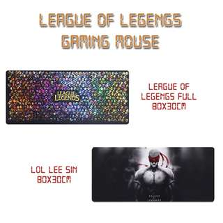 League of Legends / A02