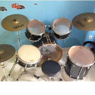 Drum Set Yamaha Rydeen