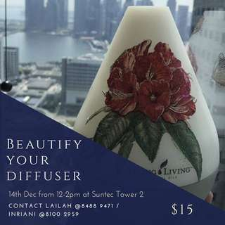 Beautify Your Diffuser