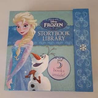 Disney Frozen Storybook Library