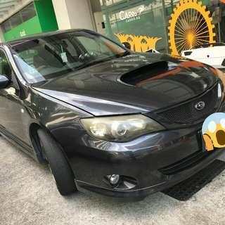 Subaru wrx 2.0S GT turbo SG
