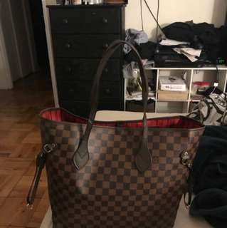 Louis Vuitton bag new with tags