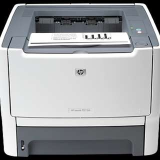 HP Laserjet P2015DN with Network Compatibility