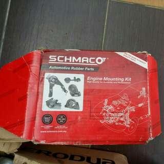 Engine Mounting Kit