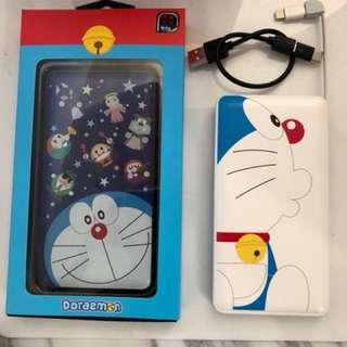 Doraemon 10000mah 隨身充電器