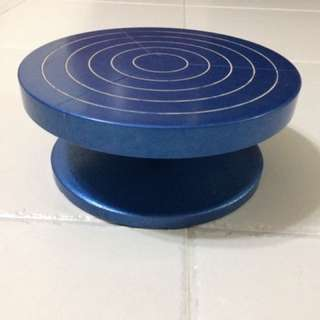 Clearance Sale: Pottery spinning wheel