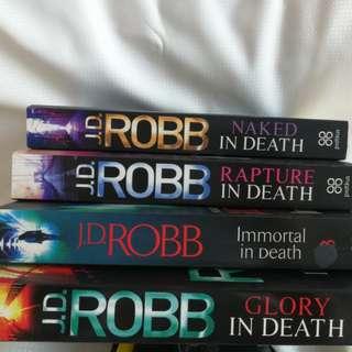 JD Robb series