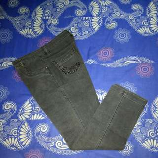 Cheng Gong jeans