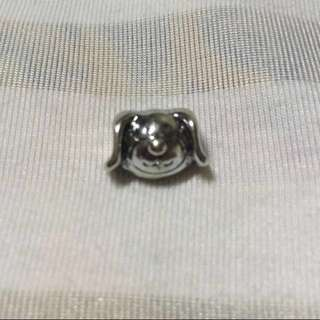 RUSH!! FREE shipping(MM)!! Pandora happy dog charm (replica only)