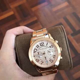 *urgent sale* Micheal Kors Rose Gold Mid-Size code 5727 LAST PRICE