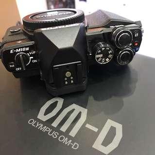 Olympus OMD E-M10 Mark II Body