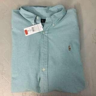 Ralph Lauren Oxford Shirt Long Sleeve
