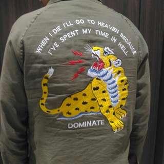 DOMINATE Tour Jacket