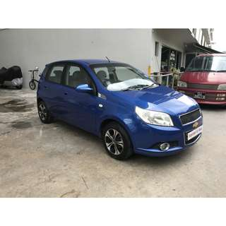 Chevrolet Aveo Hatchback 1.4 Manual 5dr