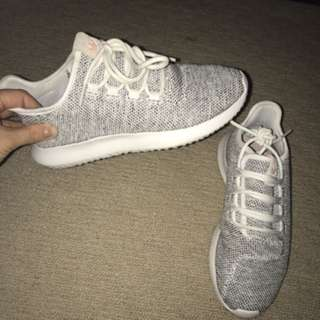 Adidas tubular shadow sneakers runners size 6.5 7 nmd Nike Lorna Jane