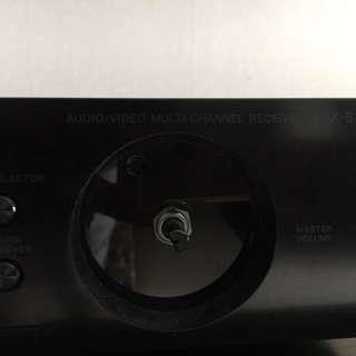 Pioneer receiver / amplifier