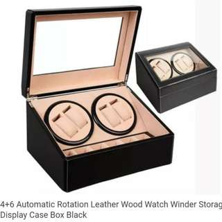 READ 1ST!!! Automatic Watch Winder (( 4 + 6 ))