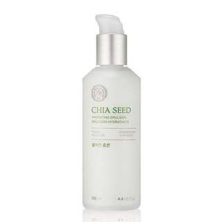 [wts] the face shop chia seed hydrating emulsion 130ml #1212YES