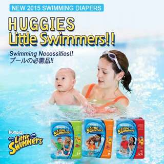 Pampers swimming huggies