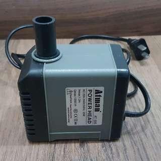 Pump and air pump