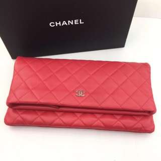 Authentic Chanel Clutch Bag