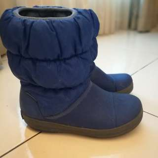 Crocs winter boots for boy